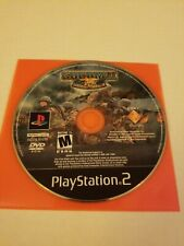 Socom II - PlayStation 2 (PS2) - Disc Only