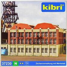 Kibri 37230 ( 7230 ) N - Zechenverwaltung mit Werkstatt NEU & OvP