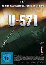 U-571 (SINGLE) (BILL PAXTON, JON BON JOVI, JAKE WEBER,...)  DVD NEU