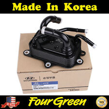 Trans Oil Cooler Warmer A.T.F for 2017 - 2020 Hyundai Elantra Veloster Forte⭐⭐⭐⭐