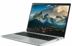 Acer Aspire 3 15.6 Inch AMD 3020e 8GB RAM 1TB HDD Windows Laptop - Silver