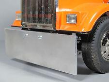 Custom Aluminum Front Bumper Tamiya RC 1/14 Semi King Grand Hauler Globe Liner