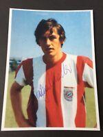 EDGAR SCHNEIDER Bayern München 1971/72  signed Foto 10x14 Autogramm