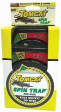 Tomcat Spin Trap for Mice 2-pack Kills Quickly No Mess