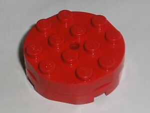 LEGO Vintage red Turntable ref 3404ac01 / set 724 377 128 364 811 640 357 374