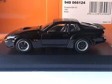 Minichamps 940 066124 Porsche 924 GT 1981-1988 Schwarz Black 1:43