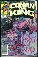 Conan The King #20, Jan. 1984 - Marvel Comics - $1.00 (VG)