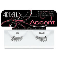 Ardell Accents Falsch Faux Natural Wimpern Half Lashes Style 301 Kosmetika