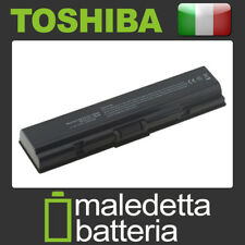 Batteria 10.8-11.1V 5200mAh EQUIVALENTE Toshiba PABAS097 PABAS098