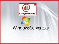 Windows Server 2008 R2 Remote Desktop Services RDS 5 User Cal Digital Key
