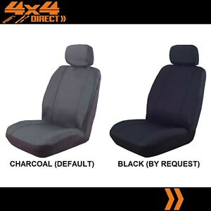 SINGLE WATERPROOF CANVAS CAR SEAT COVER FOR MCLAREN 650S