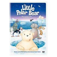 The Little Polar Bear DVD Kids Movie