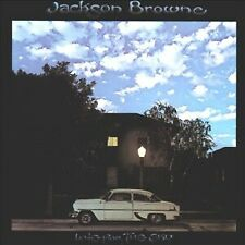 JACKSON, BROWNE Late For The Sky (new and sealed cd)