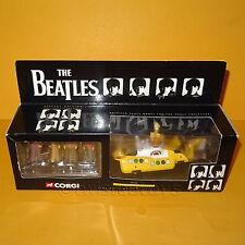 2000 Corgi Clásicos 05405 de The Beatles Yellow Submarine Edición Limitada En Caja