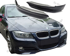 BMW E90 3er 2008 - 2013 Frontlippe Flap Flaps Frontspoilerlippe Vorne Schürze