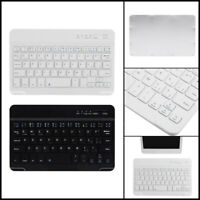 Mini 7Inch Wireless Bluetooth Keyboard For Laptop Tablet Smartphone For iPad