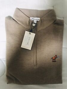 """SCOTTY CAMERON Gallery JACK The DONKEY Circle T TOUR 1/4 Zip L/S Pullover *S"""""""