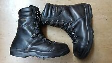 Ex Police PSNI Jolly Gore-Tex Safety Leather Steel Toe Cap Boot Size 39 EU #138