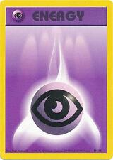 Energy Psychic Pokémon Individual Cards
