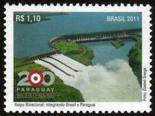 Le Brésil NEUF sans charnière 2011 les relations diplomatiques-brazil-paraguay