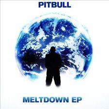 Meltdown [EP] [EP] by Pitbull (CD, Nov-2013, RCA)