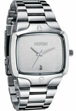NEW Nixon The Player Silver  |  AUTHORIZED DEALER | A140130