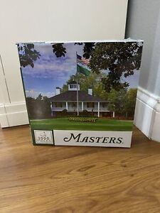 Masters Tournament Jigsaw Puzzle. Augusta National Golf Club. Brand New. Rare.