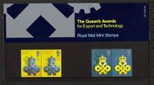 GB 1990 25A ANV di Queen's premi all' esportazione & TECH Presentation PACK N. 207