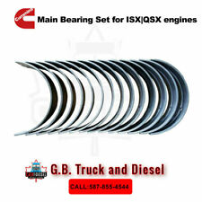 Cummins Main Bearing Set for ISX | QSX Engine