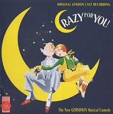 CRAZY FOR YOU - ORIGINAL LONDON CAST - RUTHIE HENSHALL - SOUNDTRACK CD