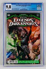 Dark Nights: Death Metal LOTDK #1 CGC 9.8 First Robin King Appearance 1st App NM