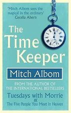 The Time Keeper, Albom, Mitch Book