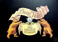 """BEAR TALES"" Original Painting by Joe Tucciarone"