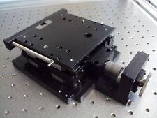 New listing Newport Thk Parker Melles ? Precision Lab Jack Z Vertical Positioner Stage