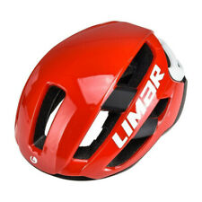 LIMAR AIR STAR aero road bicycle bike helmet RED WHITE size M 53 57 cm NEW BOXED