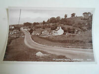 Rare Vintage Real Photo Postcard PICKERING ROAD, EBBERSTON  2303
