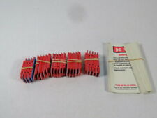 Drop-N-Tell Non Resetting Heavy Products Damage Indicator Lot Of 24 ! NOP !