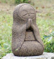 PSL Very cute Prayer of girl Ksitigarbha Handmade statue buddha jizo