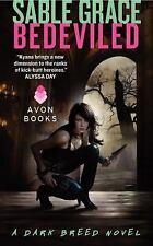 Bedeviled: A Dark Breed Novel-ExLibrary