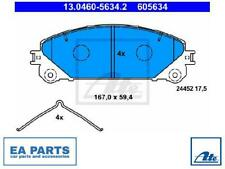 Brake Pad Set, Freno de disco para Lexus Toyota ATE 13.0460-5634.2