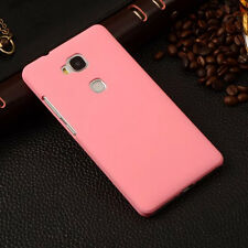 For Huawei Honor 5X GR5 Snap On Rubberized matte hard case Back Cover