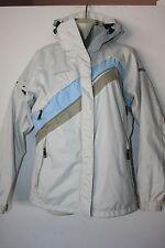 Columbia Sportswear Womens Jacket CONVERT BOARDWEAR sz M- FLEECE LINED OMNI TECH