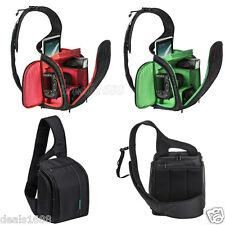 Camera Backpack Carry Shoulder Bag Waterproof DSLR Case for Canon for Nikon Sony