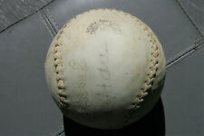 Vintage Chicago style 16-inch Softball Ball
