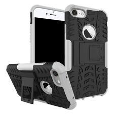 NUEVA Carcasa híbrida 2 piezas exterior blanco para Apple iPhone 8 Y 7 4.7 FUNDA