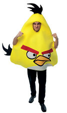 Standard Adult Foam Unisex Yellow Angry Bird Video Game Halloween Costume NEW!