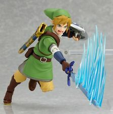 The Legend of Zelda Skyward Sword Link Action Figure MAX Factory Figma 153 NIB