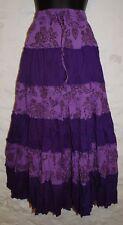 New Fair Trade Cotton Skirt 16 18 20 22 - Hippy Ethnic Ethical Hippie Gypsy
