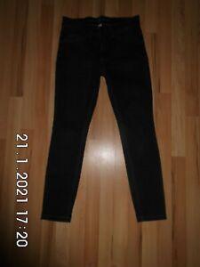 Mac dream skinny Damen Stretch Jeans Gr. ca. 38-40 - Anthrazit