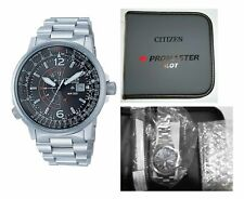 Citizen Promaster Pilot Aviation Watch Limited Set Edition New in Box